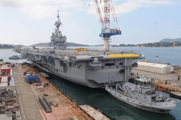 Foto cedida por The Naval Group