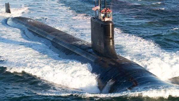 Foto oficial do arquivo da Marinha dos EUA.