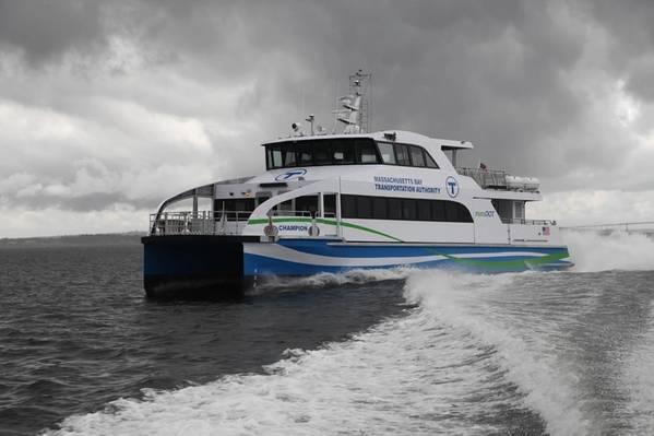 M / V Glory (Фото: Gladding-Hearn Shipbuilding)