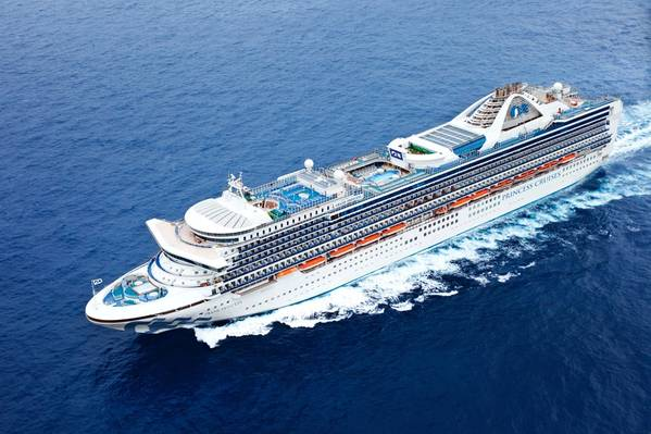 Grand Princess (Foto: Princess Cruises)