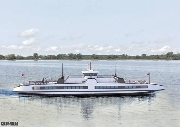 A Ilha Amherst (CREDIT: Schottel)