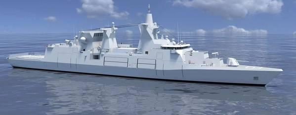 Imagem: BAAINBw / MTG Marinetechnik