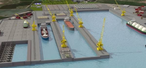 Imagem: Brasil Drydock Company (BBDC)