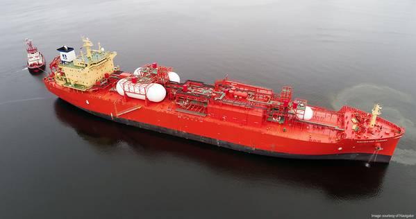 Imagem cortesia do Navigator