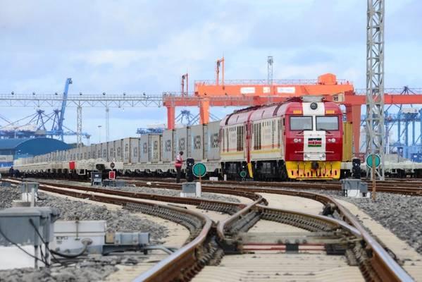 Imagen: Autoridad de los Puertos de Kenia