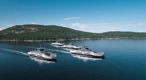 Imagen: BC Ferries