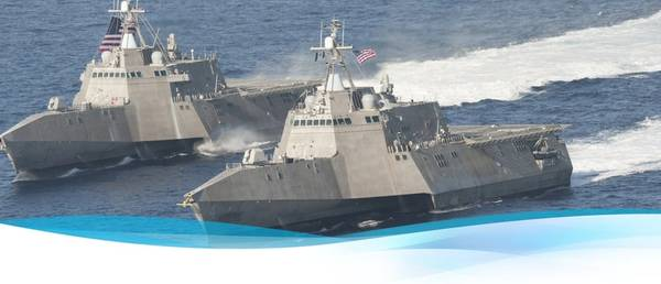 LITTORAL COMBAT SHIP(LCS)照片Austal