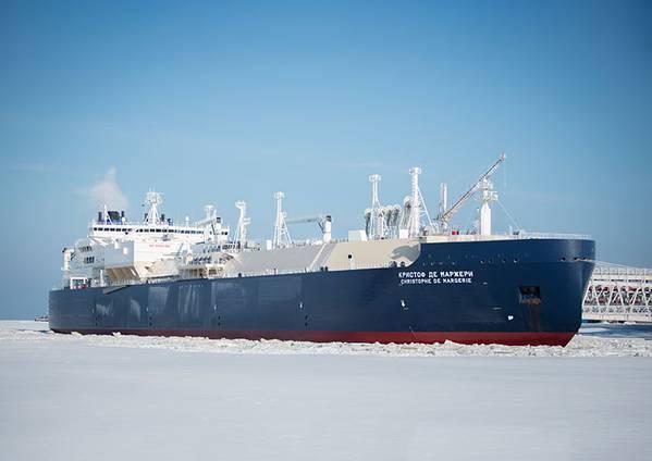 LNG-Spediteur Christoph de Margerie (Dateifoto: SCF Group)