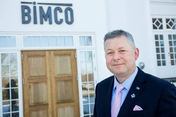 Lars Robert Pedersen, Αναπληρωτής Γενικός Γραμματέας του BIMCO