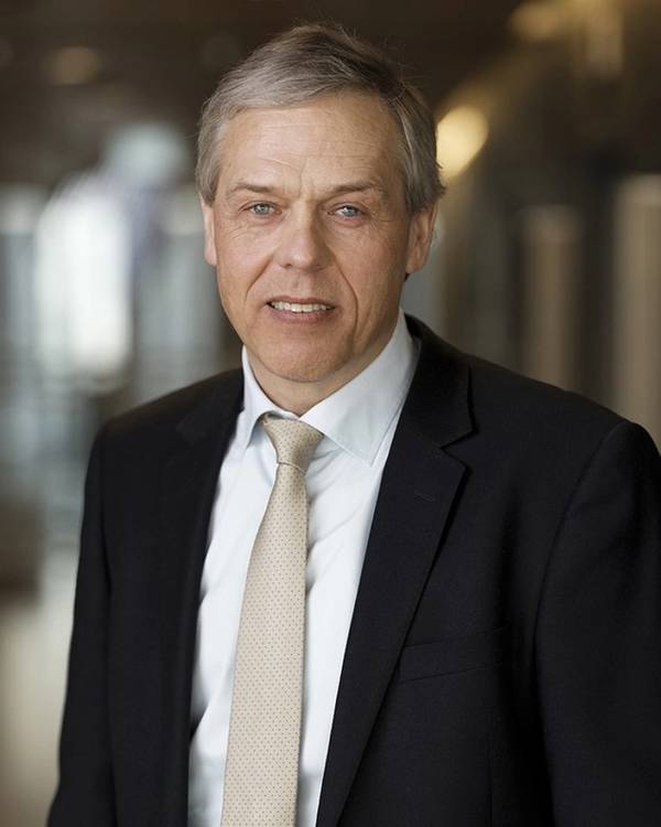 Lars Solbakken、最高経営責任者(CEO)。写真:海洋収量