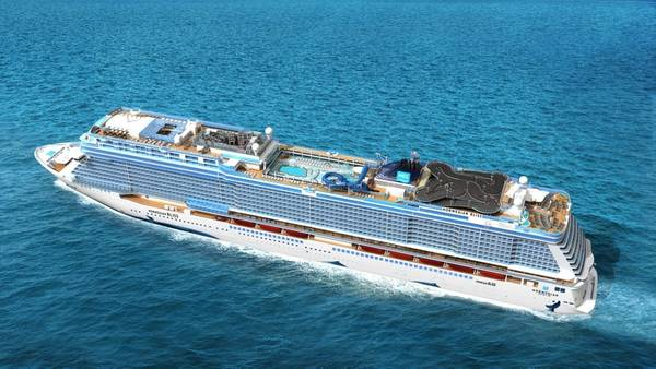 Norwegian Bliss. Foto: NCL Corporation Ltd.
