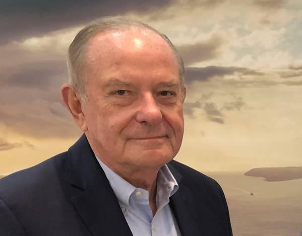 Peter Keller, Vicepresidente Ejecutivo, TOTE. Foto: Greg Trauthwein