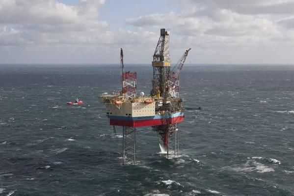 Pic: Сверление Maersk
