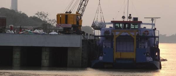 Pic: Управление внутренних водных путей Индии