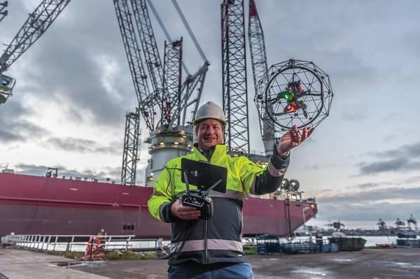 RIMS BVの創設者兼CEO、David Knukkel写真:礼儀RIMS BV