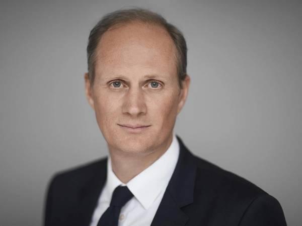 Søren C. Meyer, Διευθύνων Σύμβουλος στο Maersk Tankers (Φωτογραφία: Maersk)