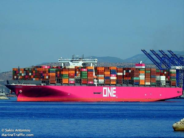 © Sakis Antoniou / MarineTraffic.com