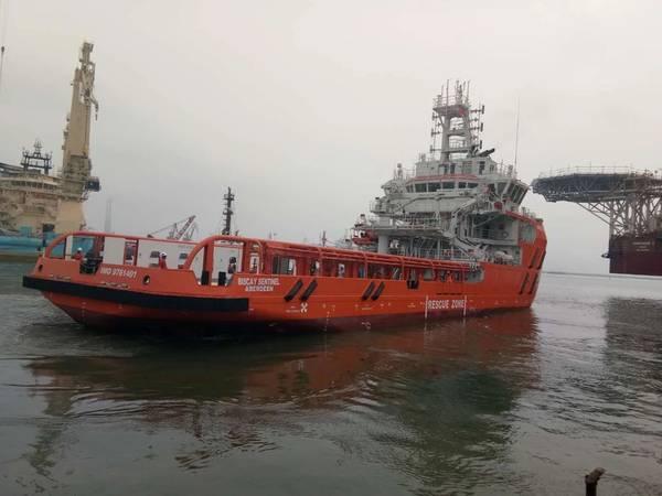 Sentinela de Biscaia (Foto: Sentinel Marine)