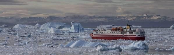 De Stock: Limpe a aliança ártica