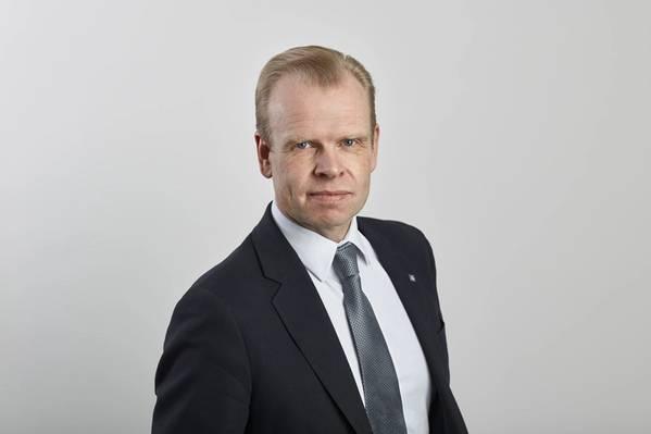 Svein Tore Holsether (Φωτογραφία: Fotograf Ole Walter Jacobsen / Yara)