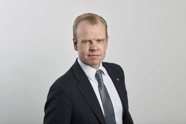 Svein Tore Holsether (Foto: Fotograf Ole Walter Jacobsen / Yara)