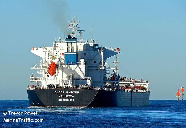 © Trevor Powell / MarineTraffic.com