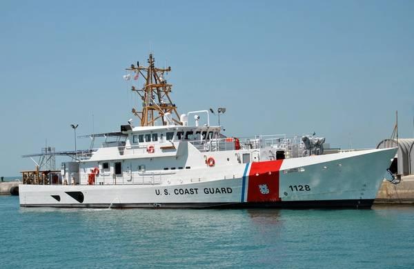 USCGC Nathan Bruckenthal写真:Bollinger Shipyards / USCG