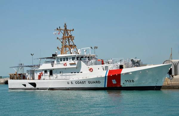 USCGC Nathan Bruckenthal. Φωτογραφία: Ναυπηγεία Bollinger / USCG