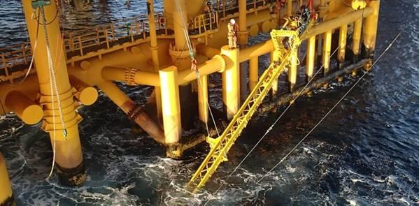Γκρίζες περιοχές: λειτουργίες splashzone με την OceanTech VAT CREDIT: OceanTech