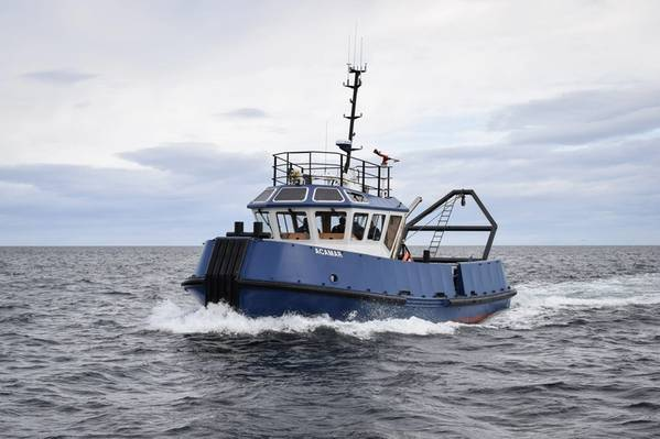 اكامار (تصوير: ماكداف لتصميم السفن)