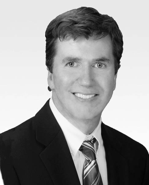 مايك أوبراين ، نائب رئيس شركة StormGeo ، شحن.