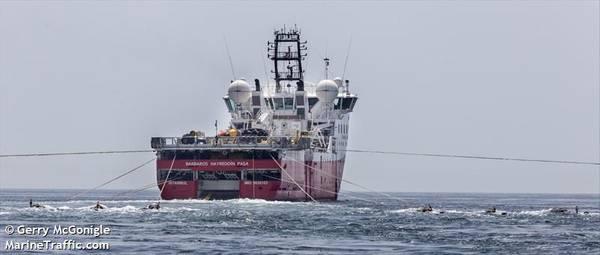 © गेरी मैकगोनीगल / MarineTraffic.com