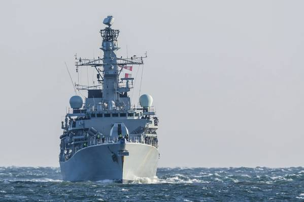 रॉयल नेवी ऑपरेशंस के लिए बूस्ट: साल के अंत में डिलीवरी के लिए पांच नए जहाज 2028 तक। (फोटो © Adobe Stock / Wojciech Wrzesien)