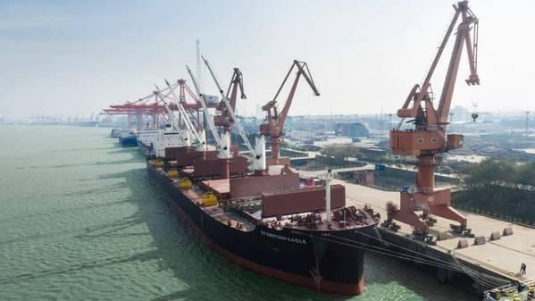 图片:Eagle Bulk Shipping
