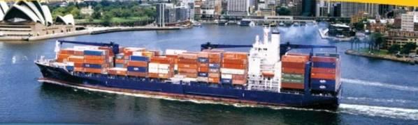 文件图片:全球船舶租赁