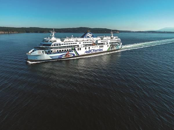 (Фото: BC Ferries)