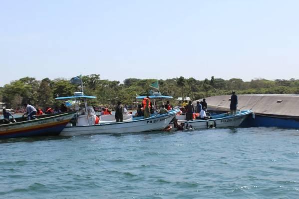 (الصورة: مجلس distor Ukerewe)
