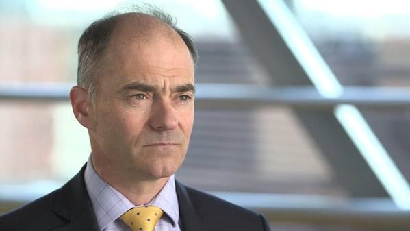 CEO de Rolls-Royce Warren East (Foto: Rolls-Royce)