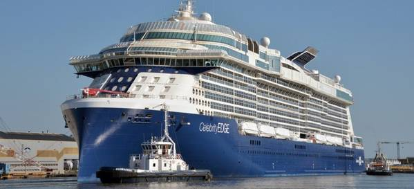 Celebrity Edge (Foto: Chantiers de l'Atlantique)