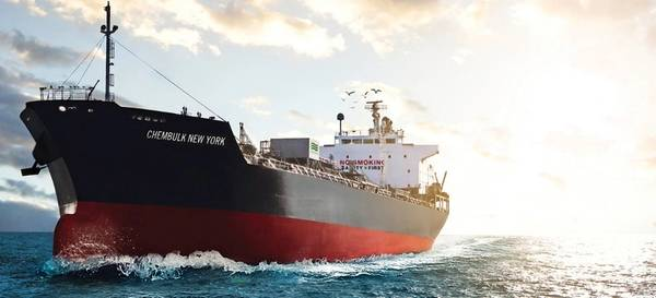 Imagen: Chempurk Maritime World