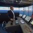 The Wärtsilä navigation simulator is an essential enabler in the ISTLAB project aimed at creating a testing environment for smart autonomous vessels. Photo: SAMK / Pekka Lehmuskallio