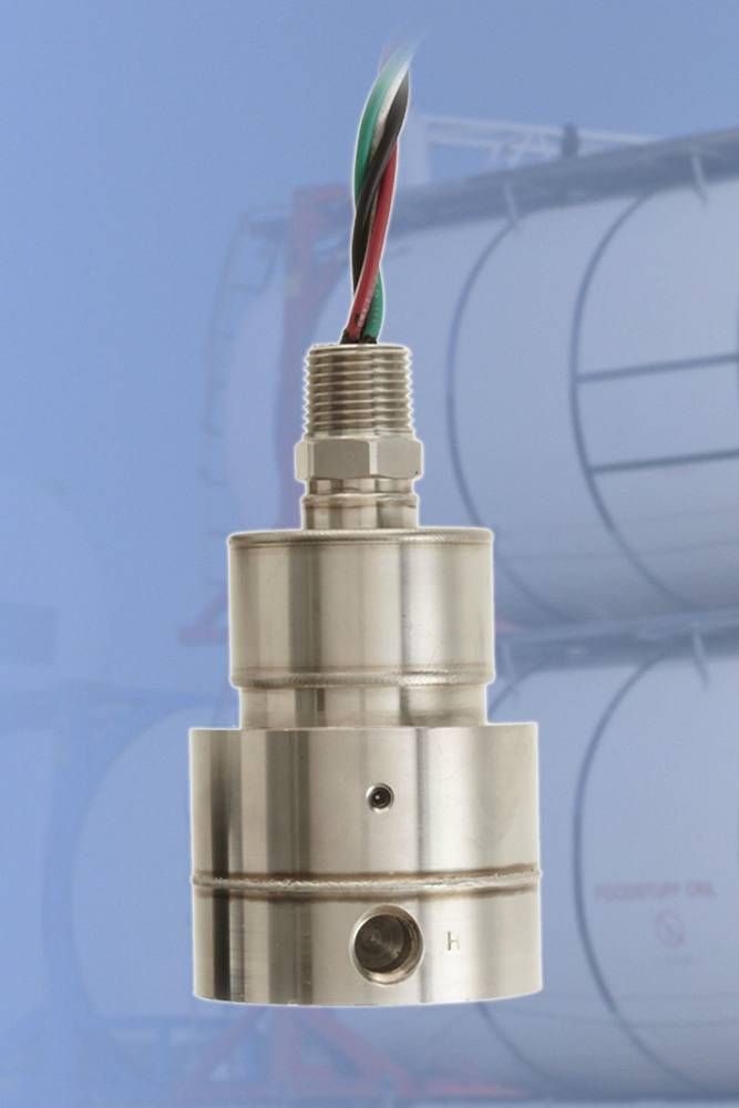 Ast Release Explosion Proof Pressure Transducer