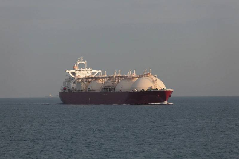 U S Exporting Liquified Natural Gas