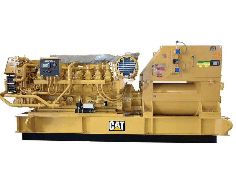 Caterpillar Delivers 100th Generator Set In Brazil