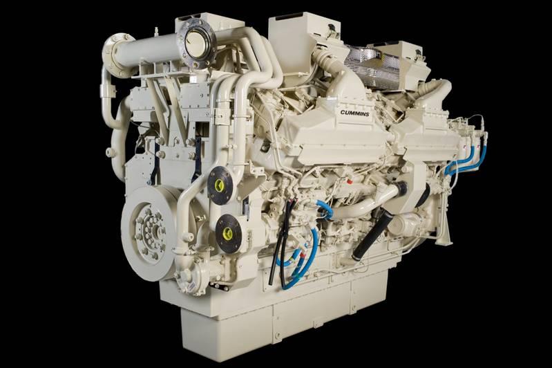 Cummins Diesel Engines >> New Cummins EPA Tier 3 Marine Diesels