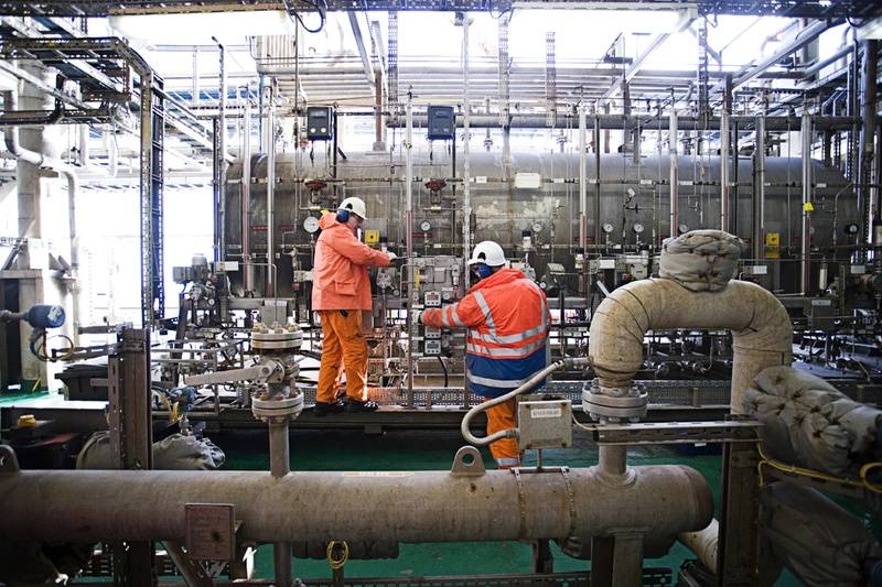 Maersk, DONG In Talks Over $10 Bln Oil Merger
