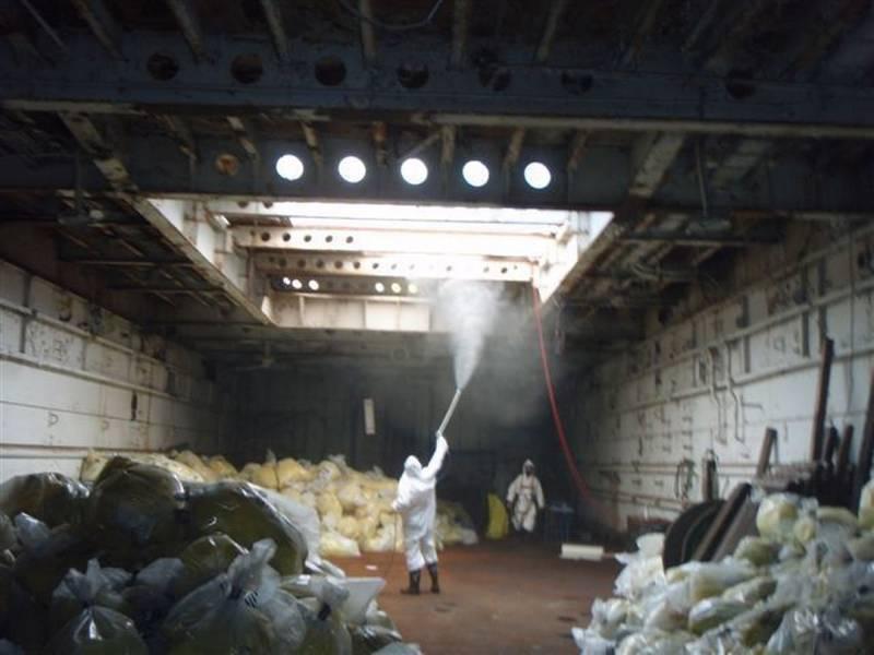 Asbestos On Board Marinelink