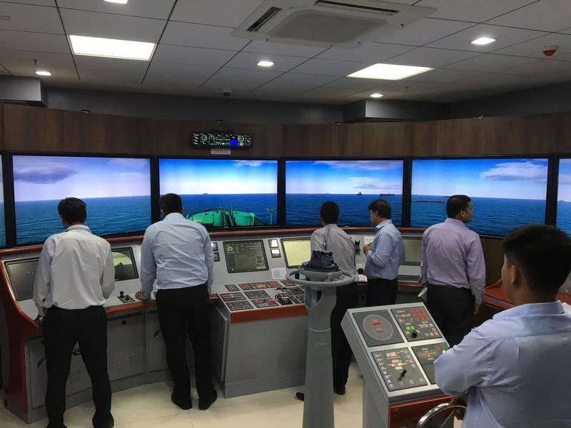 Goodwood Ship Management Opens Training Center, Office