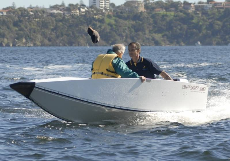 Fold Up Boat Quickboat Goes Commercial