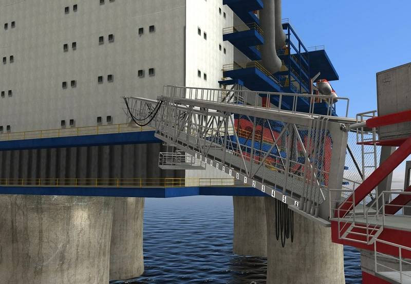 R Amp D Project Targets Better Gangway Operability